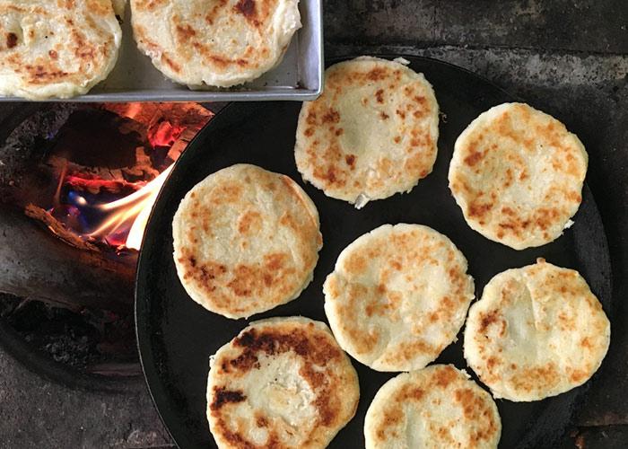 Panadería, Arepas, Amasijos y Granolas